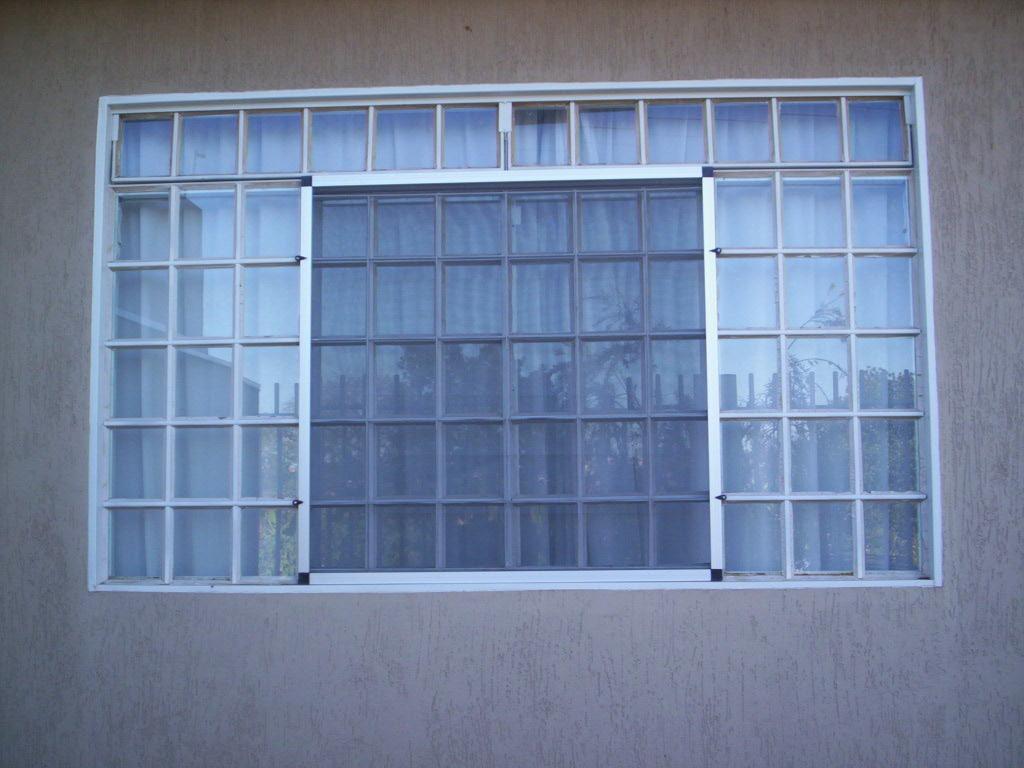 #275FA4 Tela Mosquiteiro Pedrosa Esquadrias 1472 Tela Mosquiteiro Para Janela De Aluminio